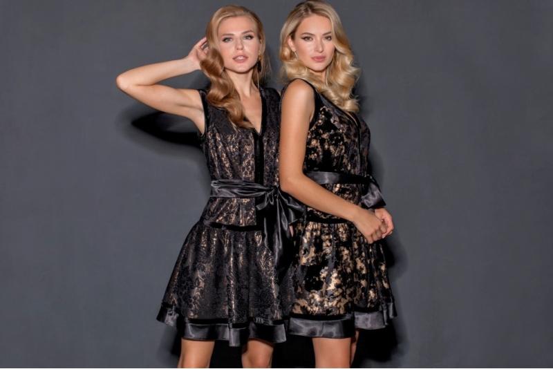 Вечернее платье – неповторимый образ!